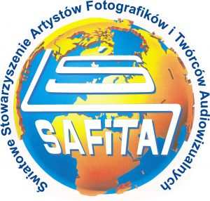 Logo ŚSAFiTA po POLSKU